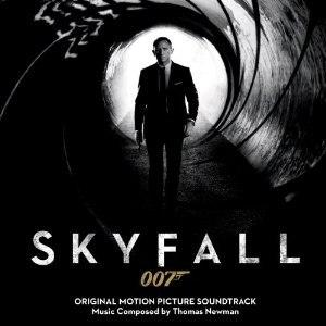 Skyfall: Original Motion Picture Soundtrack - Image: Skyfall Original Motion Picture Soundtrack