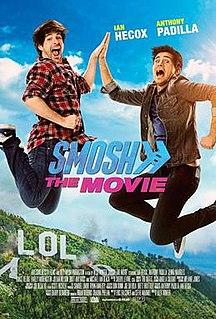 <i>Smosh: The Movie</i> 2015 American comedy film directed by Alex Winter