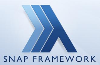 Snap (web framework) - Image: Snap Web Framework logo