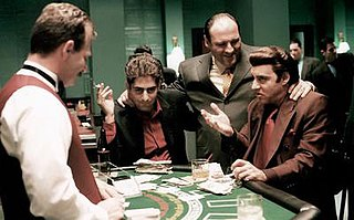 He Is Risen (<i>The Sopranos</i>) 8th episode of the third season of The Sopranos