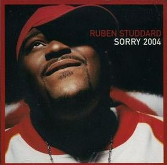Sorry 2004 - Image: Sorry 2004