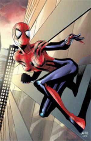 Pat Olliffe - Image: Spidergirl 53