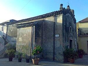 Fiumefreddo di Sicilia - St. Vincenzo Ferreri Church.