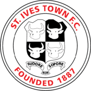 St Ives Town F.C. - Image: St Ives Town F.C. logo 02