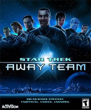 Star Trek: Away Team - Image: Star Trek Away Team Coverart