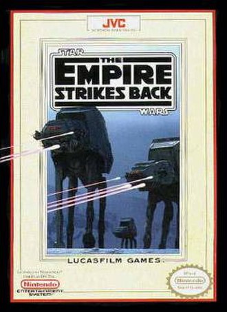 Star Wars: The Empire Strikes Back (1992 video game) - Star Wars: The Empire Strikes Back
