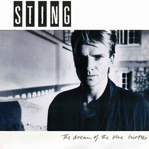 The Dream of the Blue Turtles - Image: Sting The Dream of the Blue Turtles CD cover