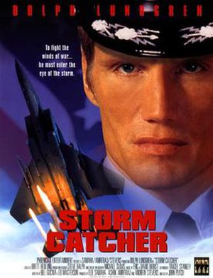 Storm Catcher - Theatrical release poster