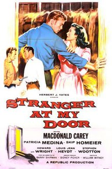 Stranger at My Door  sc 1 st  Wikipedia & Stranger at My Door (1956 film) - Wikipedia