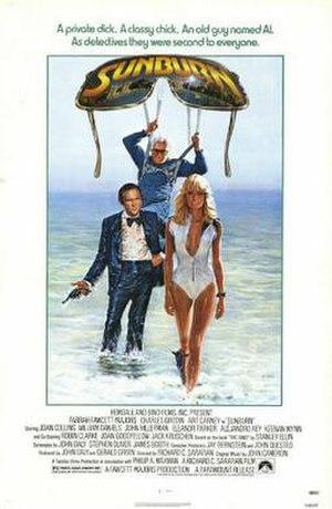 Sunburn (film) - Theatrical release poster