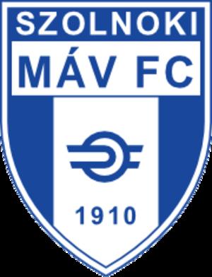 Szolnoki MÁV FC - Image: Szolnoki MAV FC