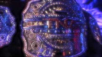 TNA Television Championship - The TNA Television Championship belt