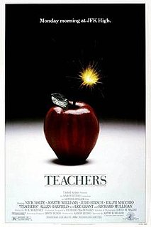 <i>Teachers</i> (film)