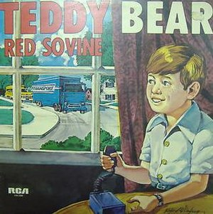 Teddy Bear (Red Sovine song) - Image: Teddy Bear Red Sovine