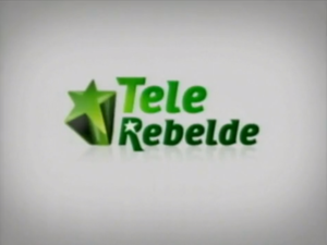 Tele Rebelde - Current logo, debuted 2011