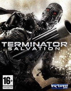 <i>Terminator Salvation</i> (video game)
