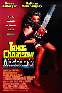 <i>Texas Chainsaw Massacre: The Next Generation</i> 1994 film by Kim Henkel