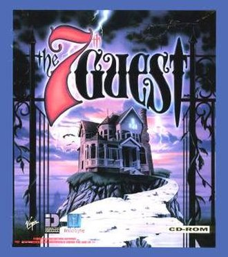 The 7th Guest - CD Cover art