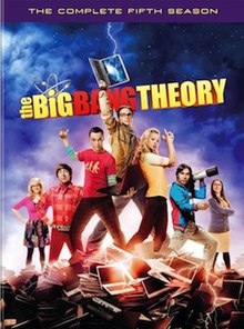 View The Big Bang Theory - Season 5 (2011) TV Series poster on Ganool