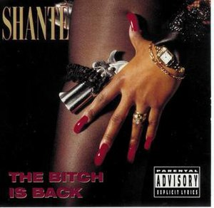 The Bitch Is Back (Roxanne Shanté album)
