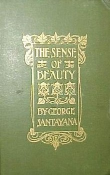 The Sense of Beauty (first edition).jpg