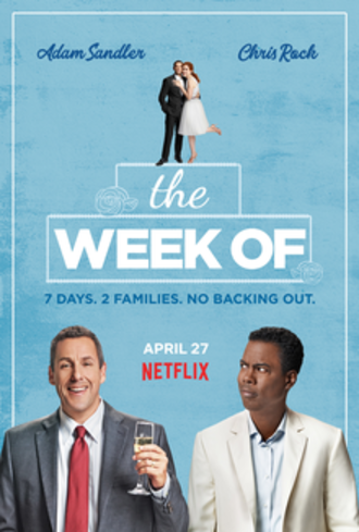 The Week Of - Film release poster