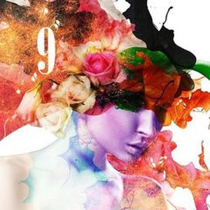 9 (Alice Nine album) - Image: The artwork for the album 9 by Alice Nine