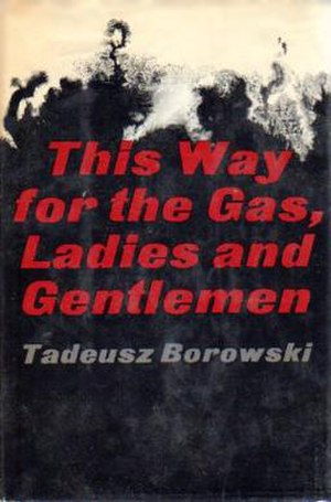This Way for the Gas, Ladies and Gentlemen - Image: This Way for the Gas Borowski (front cover)