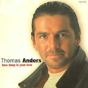 Down on Sunset - Image: Thomas anders how deep is your love cover