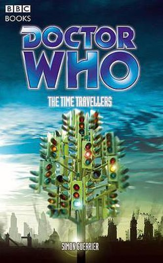 The Time Travellers (Doctor Who novel) - Image: Time Travellers