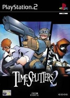 <i>TimeSplitters 2</i> video game