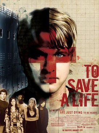 To Save a Life - Theatrical release poster