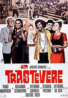 Trastevere movie