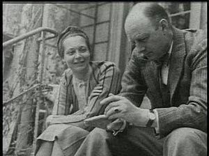 Henning von Tresckow - Erika and Henning von Tresckow.