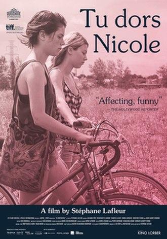 Tu dors Nicole - Film poster