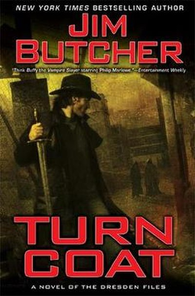 Picture of a book: Turn Coat