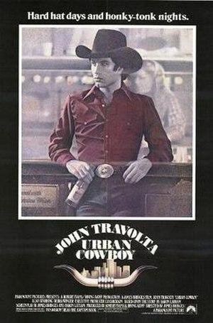 Urban Cowboy - Image: Urban cowboy Poster