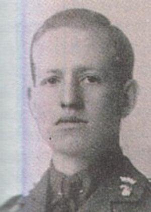 Geoffrey Cather - Geoffrey St. George Shillington Cather