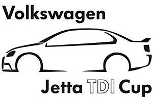 Volkswagen Jetta TDI Cup - Image: VW TDI Cup logo
