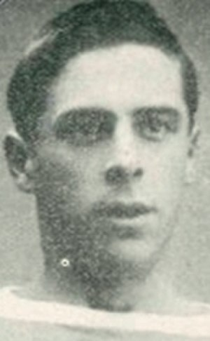 Walter Spratt - Spratt while with Brentford in 1911.