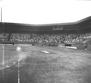 Salem Senators - Waters Field in 1945