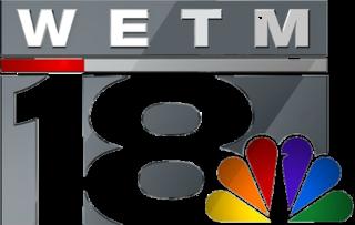 WETM-TV NBC affiliate in Elmira, New York