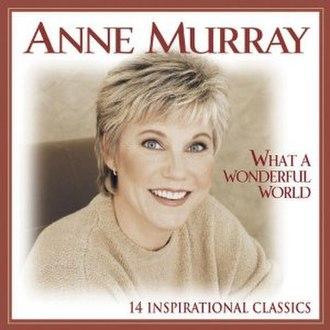 What a Wonderful World (Anne Murray album) - Image: Whata Wonderful World