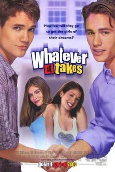 Picture of a movie: Whatever It Takes