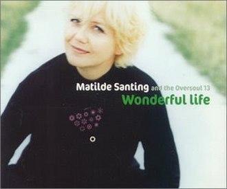 Wonderful Life (Black song) - Image: Wonderful Life (Cover) santing