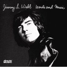 Words and Music (Jimmy Webb album) cover art.jpg