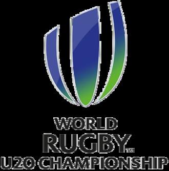 World Rugby Under 20 Championship - Image: World Rugby Under 20 Championship logo