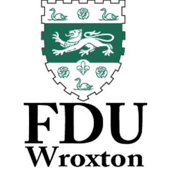 Fairleigh Dickinson University - The crest for Fairleigh Dickinson's Wroxton College