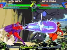 FIGHTER STREET BAIXAR VS X-MEN CPS2