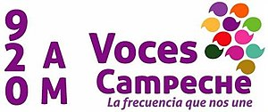 XESTRC-AM - Image: XESTRC Voces Campeche 920 logo